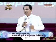 Sounds of Worship May 2014 In this episode of Sounds of Worship, the Appointed Son of God, Pastor Apollo C. Quiboloy preaches about the Kingdom Language. Spiritual Enlightenment, Spirituality, Kingdom Of Heaven, Great Leaders, Son Of God, Apollo, Gods Love, Spotlight, Jesus Christ