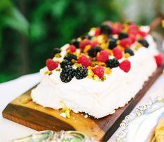 Love Meringue? 16 Pavlova Recipes You Need To Try via Brit + Co.