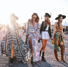 Imagem de fashion, coachella, and festival