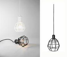 photos: Designhouse Stockholm, Clas Ohlson Är inte North Lights lampa som säljs via Clas...