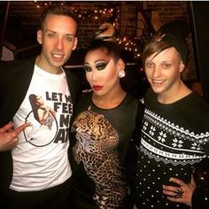 """When Alaska, Gia Gunn, and Laganja Estranja were feeling their oats.   29 Times The Queens Of """"RuPaul's Drag Race"""" Redefined Squad Goals"""