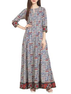 Check out what I found on the LimeRoad Shopping App! You'll love the blue cotton printed flared kurta. See it here http://www.limeroad.com/products/12898131?utm_source=6c79537446&utm_medium=android