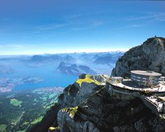 Mount Pilatus- Switzerland. I was there <3