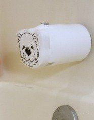 Tub Spout Safety Cover Animal Design: Bear $11.29