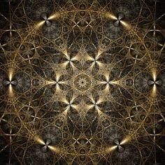 Fractal Science Kit rendering Sacred Geometry <3