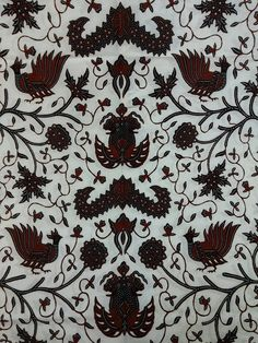 Batik Jogja - Semen Wahyu Tumurun