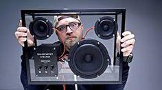 Bildresultat för transparent speaker
