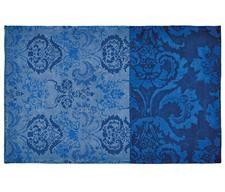 Designers Guild gulvtæppe Kashgar indigo
