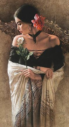 Latin Lace ~ Lee Bogle