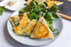 Spanakopita, Brick Chevre, Samosas, Quiche, Ethnic Recipes, Food And Drink, Yummy Food, Cooking, Healthy