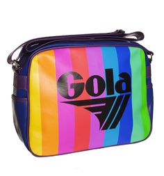 Retro Spectrum Redford Messenger Bag