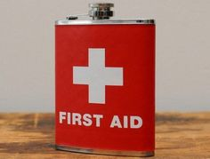 Another kind of first aid