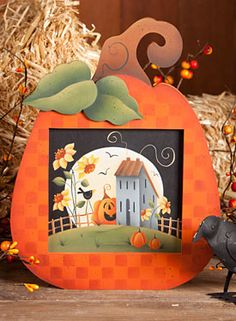 Fall Tole and Decorative Painting Patterns from ArtistsClub.