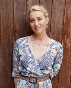 OFFSPRING is over and a swift outcry was heard last week as devoted fans mourned the departure of Asher Keddie and the Proudman clan. Retro Fashion, Boho Fashion, Womens Fashion, Fashion Seasons, New Wardrobe, Clothes Horse, Belted Dress, Style Me, Retro Style
