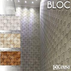 Produtos - Ceusa Revestimentos Cerâmicos - Linha Decorative - Bloc
