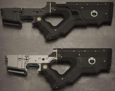 Vitaly Bulgarov's AR-15 DEX-stock - The Firearm BlogThe Firearm Blog