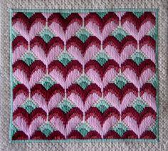 Image result for florentine stitch