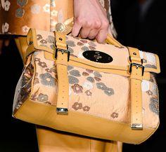 Fashion Week Handbags: Mulberry Spring 2013