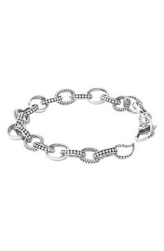 Main Image - LAGOS 'Link' Caviar Chain Bracelet