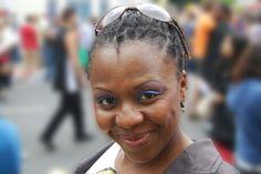 Nigerian writer Lola Shoneyin. #Nigerian, Authors, #Nollywood