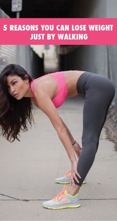 www.facebook.com/myactivelifestyle 5 Reasons You Can Lose Weight Just by Walking