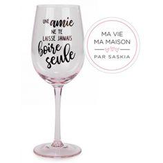 Amitié signe en bois ami Plaque Shabby Chic Coeur Cadeau Vin étiquettes décoration cadeau