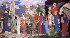 celtic revival art - Google Search