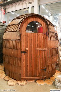 sauna,iglusauna,kevätmessut