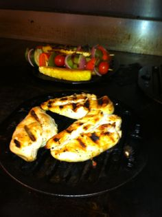 Another PG use; commercial flat top griddle. Restaurants or bars without char-grills. use instead for grilled wraps, fish. chicken, steak, grilled vegetables