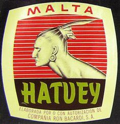 Malt drink #Hatuey - Non-alcoholic. Just awesome goodness♥