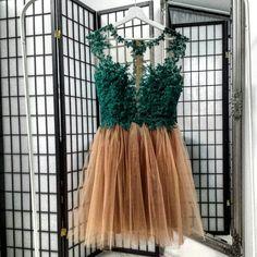 Beautiful dress today !