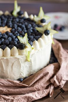 [Family Sunday] The 'Blueberry STAR'   Law of Baking