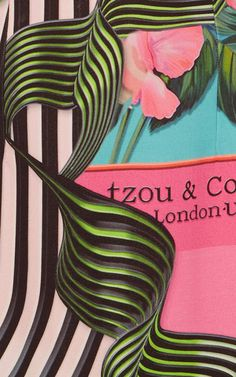 Tails Dress by Mary Katrantzou for Preorder on Moda Operandi