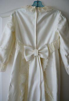 Thinkin' Jane Austen  Wedding Gown and Regency by whiteriver51, $325.00