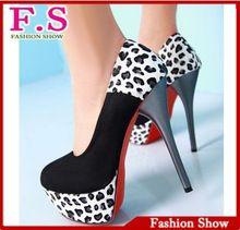 I Love Shoes, Bags & Boys - Animal Plateau Pumps High Heel Pumps, Pumps Heels, Stiletto Heels, Platform Pumps, Gorgeous Heels, Beautiful Shoes, Cute Shoes, Me Too Shoes, Awesome Shoes