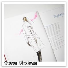 One of the greatest illustrators in the industry, Steven Stipelman