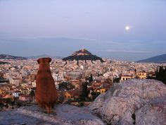 Athens is one of the most underrated cities in the world.| 49 Reasons to Love Greece| BuzzFeed