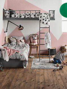 6x leuke verf ideeën voor de kinderkamer - Roomed