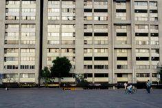 Conjunto Habitacional Nonoalco Tlatelolco - Arq. Mario Pani