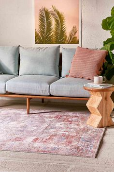 Cami Tufted Rug - Urban Outfitters