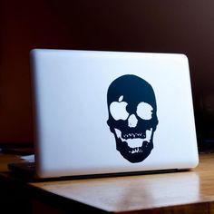 Pegatina guapa para un MAC