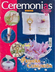 revista gratis manualidades primera comunion