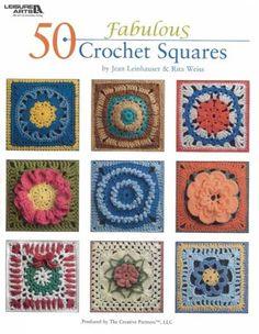 Maggie's Crochet · 50 Fabulous Crochet Squares