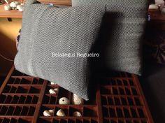Cushions, Pillows, Tote Bag, Bags, Hand Knitting, Toss Pillows, Tejidos, Throw Pillows, Handbags