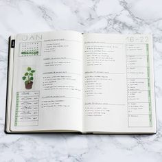 This planner belongs to the girl who blogs over @classicsidewalk - planning an adventurous life