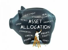 How do you choose the best investment allocation for you? There are tons of investment allocation strategies. Here are a few to consider. Passive Investing, Investing Tips, Ways To Earn Money, How To Make Money, Tax Advisor, Savings Bank, Investing In Stocks, Buy Bitcoin, Best Investments, Stock Market, Piggy Bank
