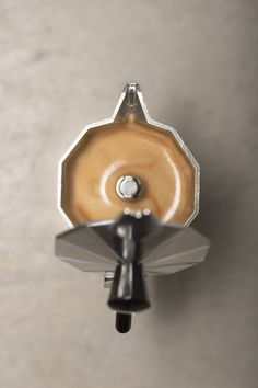 I love coffee out of a moka pot, and I would love to have a way to brew it in the shop one day.