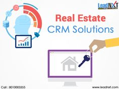 #RealEstateCRMSolution helps to handle leads to commencement of real estate service so as to expand business, gain revenues and enhance productivity. See more @ http://bit.ly/2icQBH3 #LeadNXT #CRMSolution