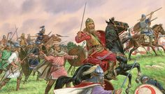 German invasion of Roman Gaul. On New Year's Eve 406/407 an unremittingly…