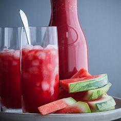 Watermelon Raspberry Lemonade Recipe (Naturally Sweetened)